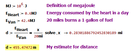 Heart Mileage