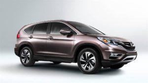 Figure 1: 2016 Honda CR-V.