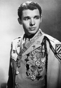 Figure 1: Audie Murphy, the most decorated US Soldier of WW2. (Source)